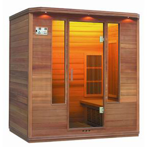 Red Cedar Fabric Heaters Sauna (Red Cedar Fabric radiateurs pour saunas)
