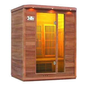 Red Cedar Wood Sauna Room (Red Cedar Wood Sauna)