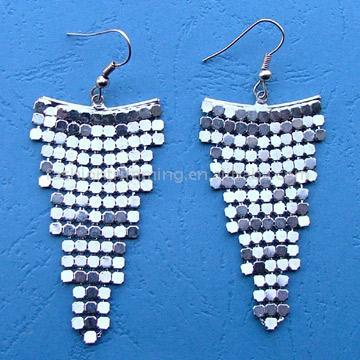 Aluminium Earrings(SF-4725)