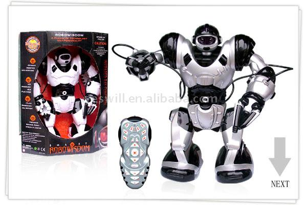 R/C Robot (R / C робота)