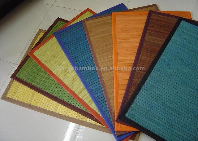 Bamboo Mats (Бамбуковые циновки)