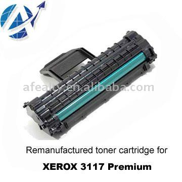 Remanufactured Toner Cartridge Xerox 3117 Premium (Remanufactured Toner Xerox 3117 Premium)