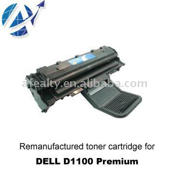 Remanufactured Toner Cartridge for Dell D1100 Premium (Реконструированный Картридж для Dell D1100 Premium)