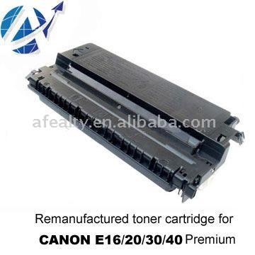 Remanufactured Laser Toner Cartridge for Canon E16/E20/E30/E40 (Реконструированный Тонер для Canon E16/E20/E30/E40)