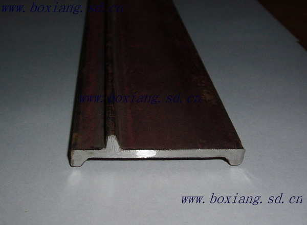 F Profile Bar, F Rolled Steel