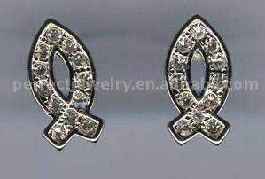 Iced Out Earring (Iced Out Earring)