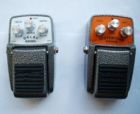 Guitar Effect Pedal (Guitar Effect Pedal)