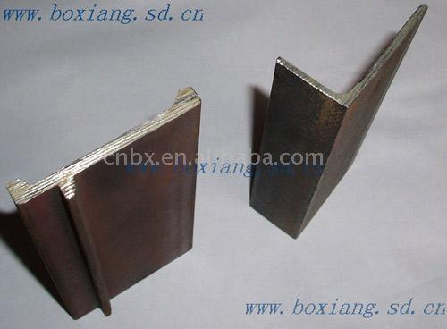 F Profile Steel angle Steel (F профиль Уголки стальные)