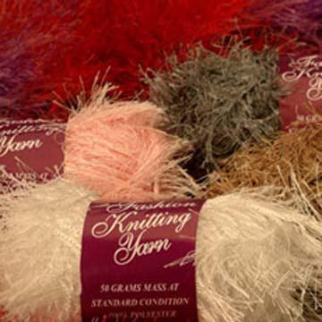 Fancy Yarn and Knitwear