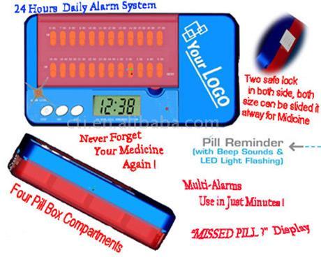 Pill Reminder (New Design) (Напоминание Pill (Новый дизайн))