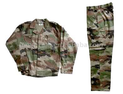 Camouflage Wear (Camouflage Wear)