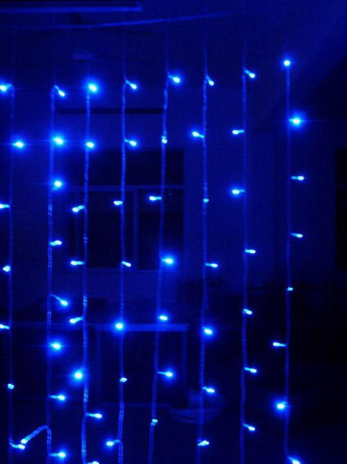 "RITVA Pair of curtains with tie-backs - light blue, 57x118 "" - IKEA"