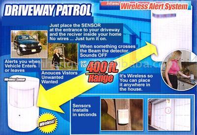 Driveway Patrol (HY-5202)