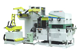 5 in 1 Servo Straight Feeder & Uncoiler & Material Welding Machine