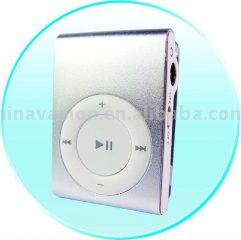 Mini Clip Flash MP3 Player - 4GB (Мини Clip Flash MP3 Player - 4GB)