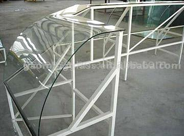 Bent Tempered Glass (Curved Tempered Glass) (Бент закаленное стекло (изогнутые закаленное стекло))