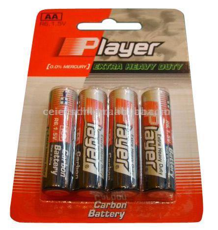 AA Carbon Extra Heavy Duty Battery (А. А. Углеродные Extra Heavy Duty Аккумулятор)