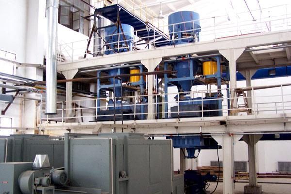 KHX-5 Automatic Plaster Mixer Line (1000KG) (KHX-5 Автоматические гипс Mixer Line (1000Kg))
