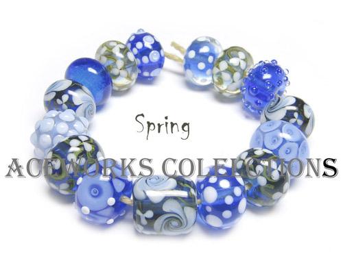 Glasperlen Armband (Glasperlen Armband)