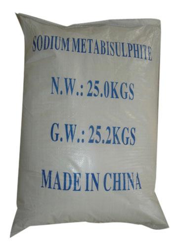 Sodium Metabisulfite, Na2S2O5 (Метабисульфита натрия, Na2S2O5)
