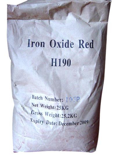 Iron Oxide Red (Оксид железа красный)