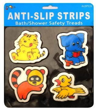 Cartoon And Safety Shower Sticker (Мультфильм и душем безопасности наклейка)
