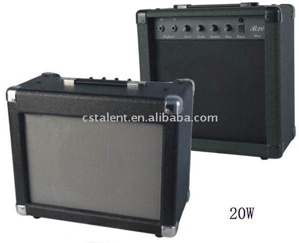 Bass Amplifier (Басовый усилитель)
