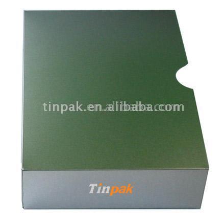 DVD Sleeve Tin (DVD рукава Tin)