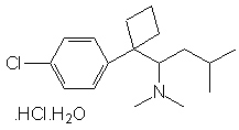 Sibutramine HCL