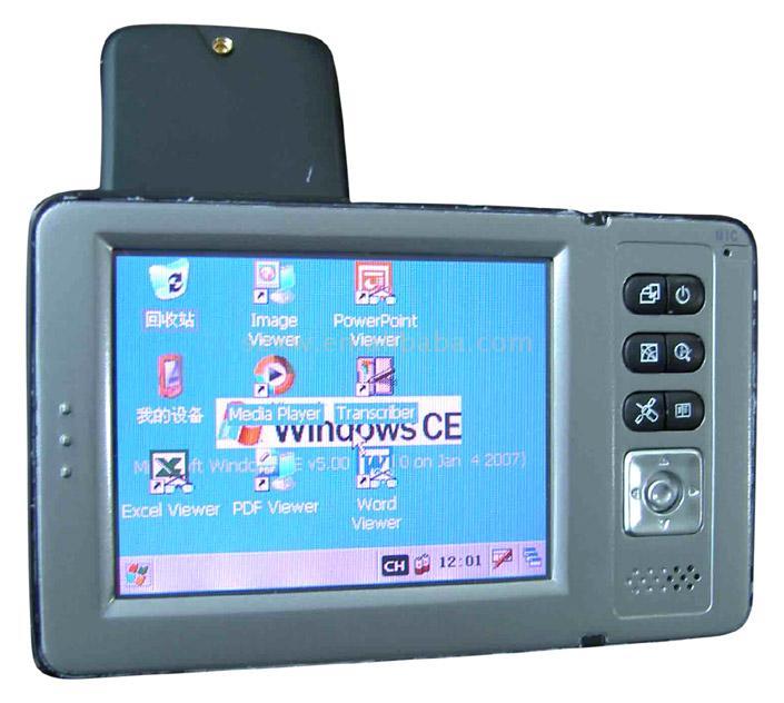 GPS PDA