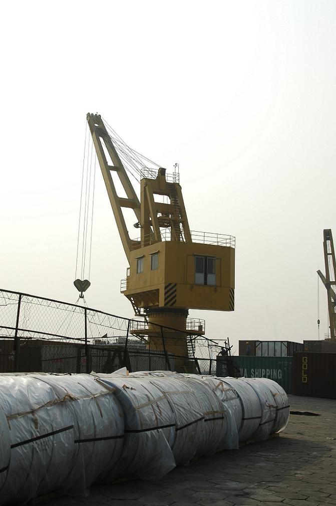 GQ Dock Crane