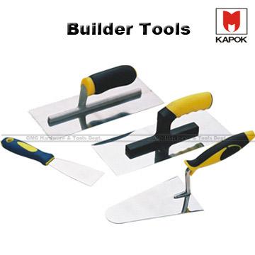 Builder Tools (Инструмент Builder)
