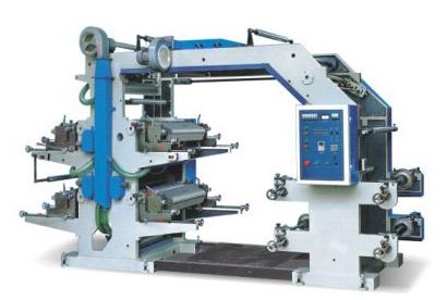 YT Series Flexography Printing Machine (YT серии Машина флексографической печати)