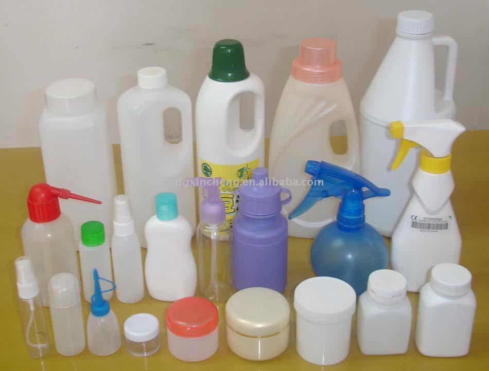 Plastic Bottles (Пластиковые бутылки)