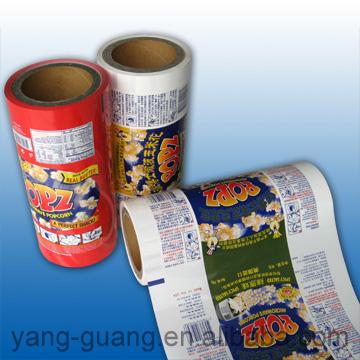 Popped Food Packaging Film (Popped продовольственной упаковочной пленки)