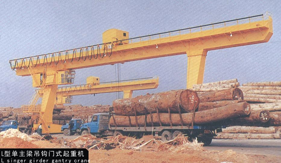 Single Girder Gantry Crane (Single Girder козловых кранов)