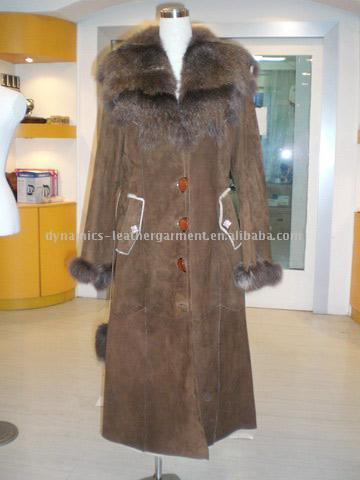 Double Face Fur Coat