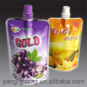 Fruit Juice Pouch with Spout (Фруктовые соки мешок с носиком)
