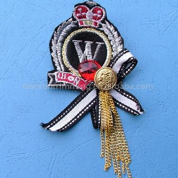 Costume Brooch(SF-4772)