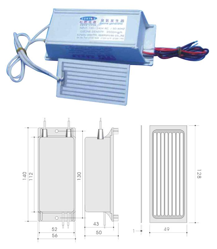 Ozone Generator (Генератор озона) .