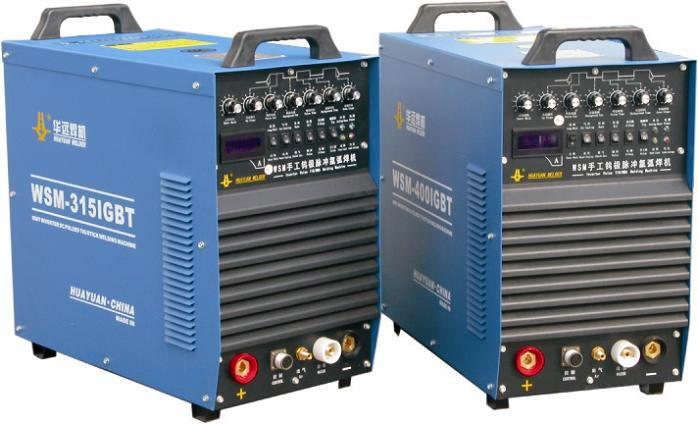IGBT Inverter Tig/stick Welding Machine (IGBT инвертора TIG / Stick сварочный станок)