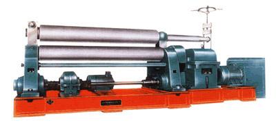 W11 Symmetrical Rolling Machine (W11 Симметричный Rolling M hine)