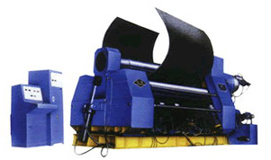 CDW 12 4-Roller Machine (CDW 12 4-роликовые машины)