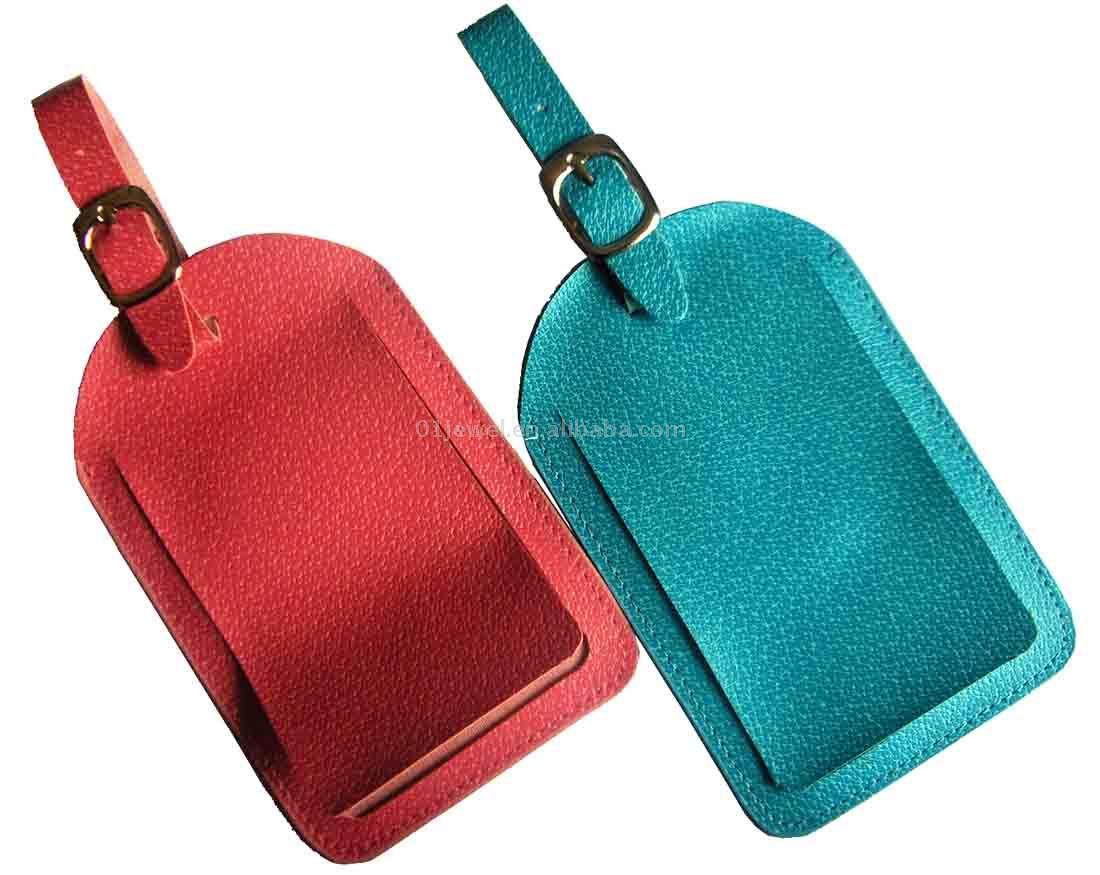 PU Luggage Tag (ПУ багажную бирку)