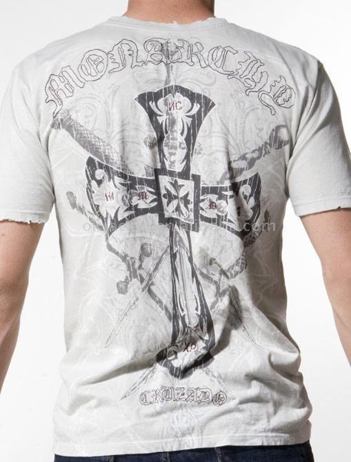 Printed T-Shirt, 100pcs/Color