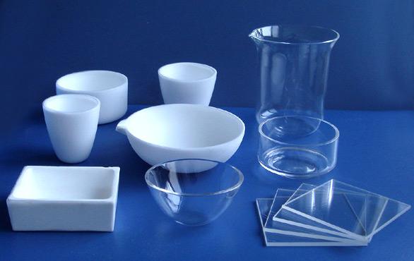 Laboratory Silica Ware