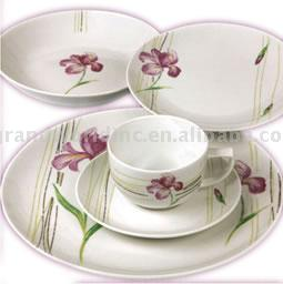 Stoneware Ceramic Set / Dinner Set (Stoneware Керамическая Set / Dinner Set)