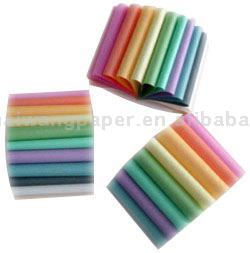 Color Sand Tube Cover Paper (Цветного песка Tube Обложка бумаги)