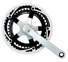 Double Steel Chainwheel (Двухместные Сталь Передняя)