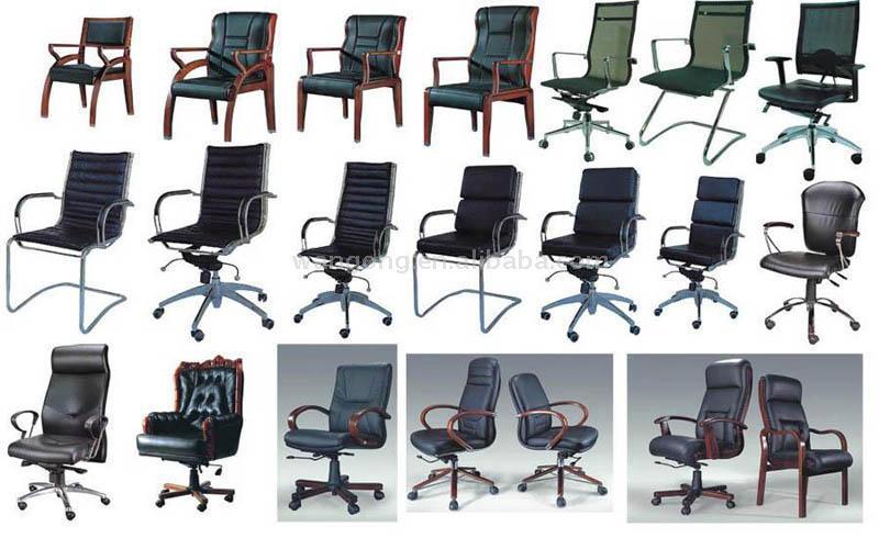 Office Chairs (Офисные стулья)